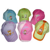 Cotton Twill Children Baseball Cap