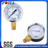 Air Compressor 0-30psi/0-2bar Mini Pressure Gauge Dial Custom-Made Double Scale
