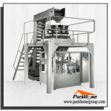 Multi Function Pre-Made Zipper Bag Calcium Tablet Packing Machine with Weigher