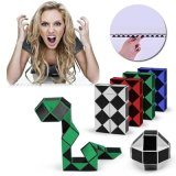 Magic Ruler Brain Teaser Twist Snake Folding Speed Game Puzzle Cube for Kids
