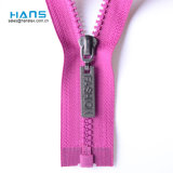 Hans Excellent Quality and Reasonable Price Mixed Colors Big Teeth Zipper