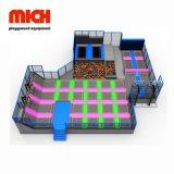 Cheap Amusement Trampoline Park Safety Indoor Trampoline Park