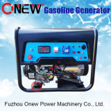 5kw 8500W Silent Gasoline/Petrol/Diesel/Gas Electric Start/Hand Start Engine Power Small Home Use Generator Price