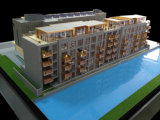 Architectural Model Maker, Residential Model with Highly Details (JW-381)