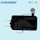 10A 250V Stainless Steel Top Plug Micro Switch