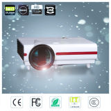 Multimedia Mini PC LED Projector with 3500lumens (1500nx)