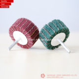 Non-Woven Coated Abrasive Flap Wheel for Auto