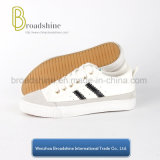 Fashion Low Cutting PU White Shoes Casual Shoes for Women and Men