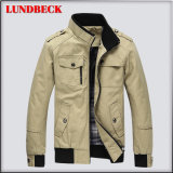 Best Sell Cotton Jacket for Men in Leisure Coat