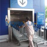 Warehouse Cargo Lift Freight Elevator with Ce