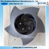 Investment Lost Wax Casting Closed Durco Pump Impeller 6X4-13