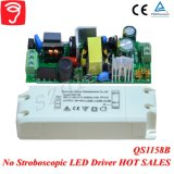 18-30W Hpf Wide Voltage No Flicker Panel Light Driver with Ce TUV QS1158b
