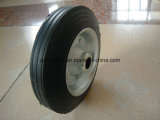 8′′heavy Duty Solid Rubber Wheel for Wheel Barrow