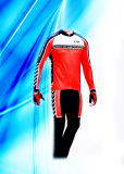 100% Polyester Man′s Long Sleeve Winter Cycling Wear