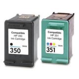 Made in China Remanufactured for HP Color Ink Cartridges CB335ee