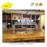 Stainless Steel Beer Equipment - Arched Beer Dispenser