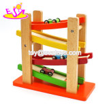 Top Fashion Children Car Toy Wooden Marble Runs for Wholesale W04e038