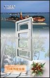 Aluminium Sliding Glass Window with Single or Double Glazing