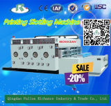 1 Series Automatic Feed Corrugated Paperboard Printing Equipment (with Slotting)