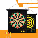 Wholesale 12'' 15'' 17'' Children Toys Daily Training Rolling Magnetic Dartboard