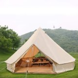 Waterproof Outdoor Camping Cotton Canvas 3m 4m 5m Teepee Yurt Glamping Tent Bell Tent