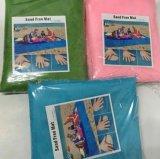 Sand Free Beach Mat Large Foldable Sandless Beach Mat
