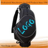 Big Embroidery Nylon Golf Bag