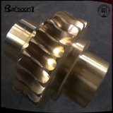 Customized Casting Brass/Bronze/Copper Gear in China
