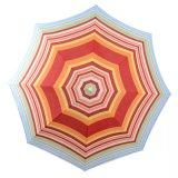 Wholesale Custom Printed Best Price Professional Steel Frame Beach Umbrella