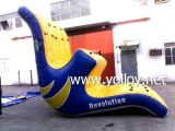 Totter Slide Inflatable Water Park Toy