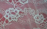 Floral Pattern Lace Fabric, Delicate and Elegant From China Ls10007