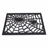 3mm & 5mm 100% Felt Holiday Placemat for Halloween Decorations