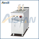 Gh978 Gas Paster Cooker with Cabinet of Catering Equipment