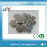 N52 High Quality Rare Earth Neo NdFeB Permanent Magnets Disc