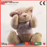 High Quality Stuffed Animal Plush Teddy Bear Soft Toy for Children/Kids