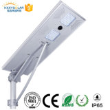 Ce/RoHS/IP65/ 60W All in One LED Light Sensor Solar LED Lamp Street Light