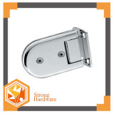Rectangle Semi-Circinal 90 Double Side Shower Hinges