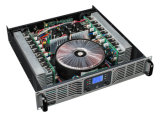 Quality LCD Power Amplifier (500Wx2, 8 ohms)