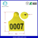Best Quality 125kHz Electronic RFID Animal Ear Tag
