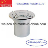 Stainless Steel Cast Deck Marine Hardware Deck Plate Fuel Casting