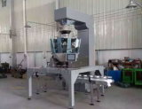 Automatic Weighing Filling Products in Plastic or Metal Can System