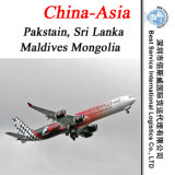 Air Delivery Pakstain, Sri Lanka, Maldives Mongolia -China Shipping Agent