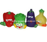 Vinyl Vegetables Pet Toy Cheap Pet Product