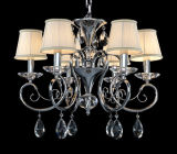 Contemporary Decoration Lighting Fixture LED Light Classic Crystal Chandelier