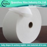 Pulp Tissue Paper for Producing Baby Diaper and Sanitary Napkin