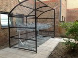 Hot-Dipped Galvanised Two-Tiers Bicycle Storage Rack