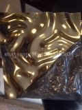 PVD Coloured Titanium Coated Stainless Steel Sheet