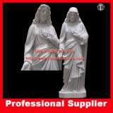Sacred Heart of Jesus Marble Statue Granite Sculpture Figure Sculpture