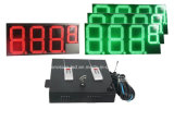 12inch 16inch Outdoor Petrol Station Equipment Signage Advertising Pylon Fuel Price LED Display