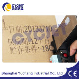 Easy Operation Handheld Inkjet Coding Machine Factory/Professional Hand Jet Printer Supplier